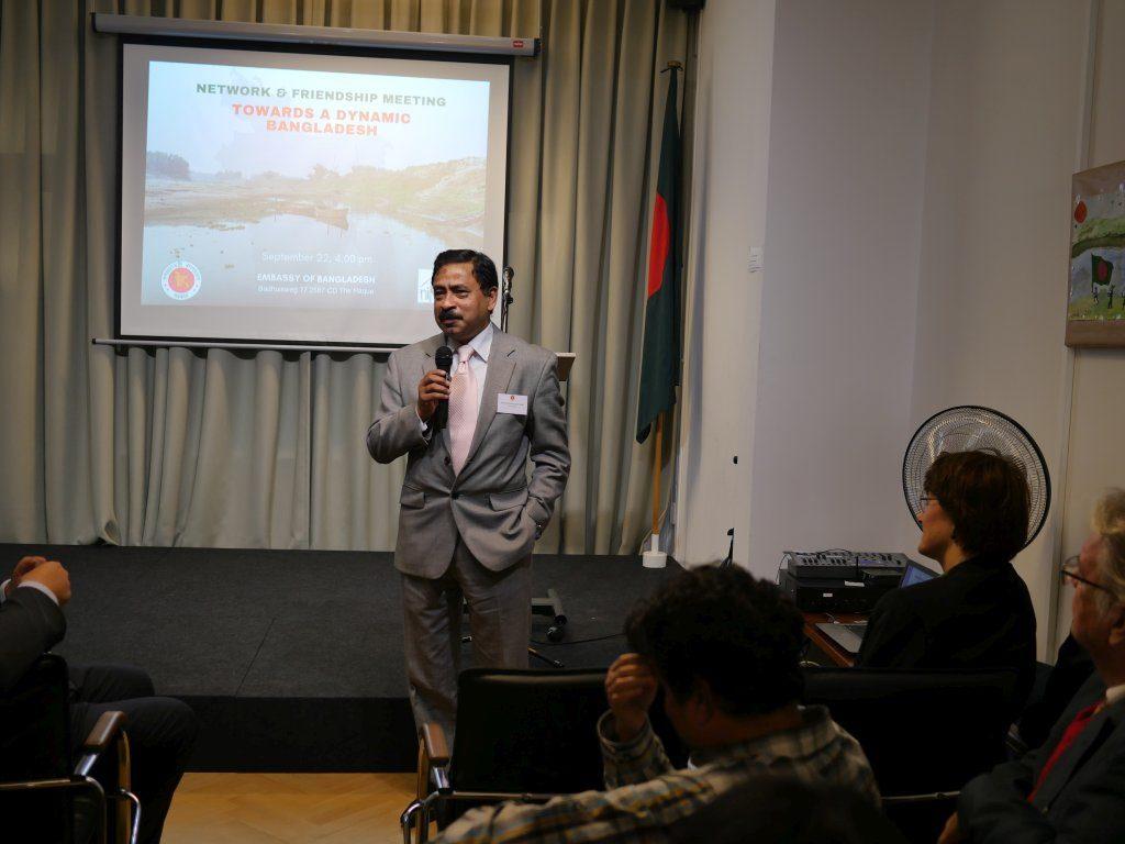 Ambassador Sheikh Mohammed Belal , SDG