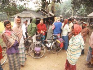 blog - een paspoort vol Bengaalse visa